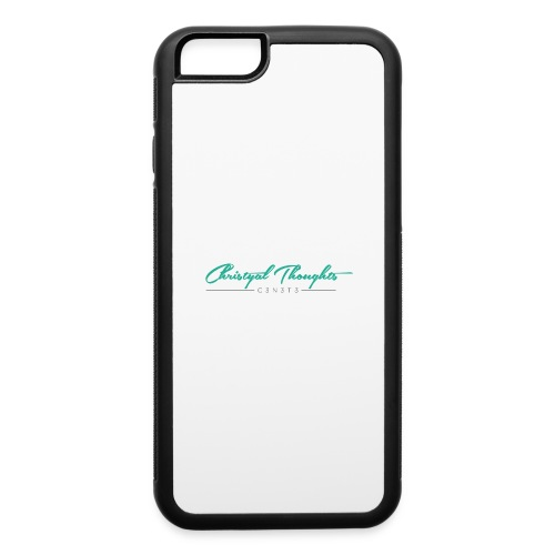 Christyal_Thoughts_C3N3T31 - iPhone 6/6s Rubber Case
