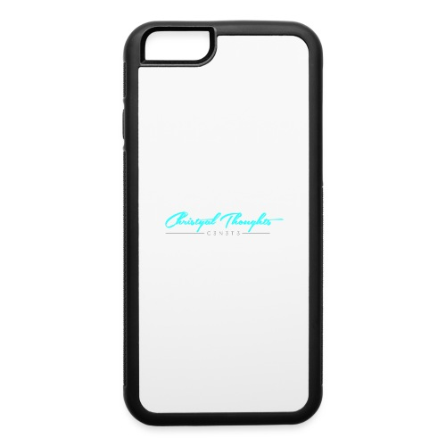 Christyal Thoughts C3N3T31 BB - iPhone 6/6s Rubber Case