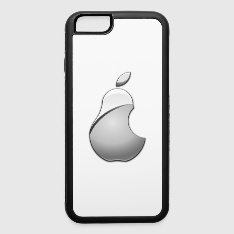 Pear Logo - iPhone 6/6s Rubber Case