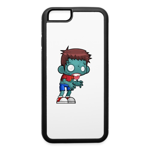 male zombie - iPhone 6/6s Rubber Case