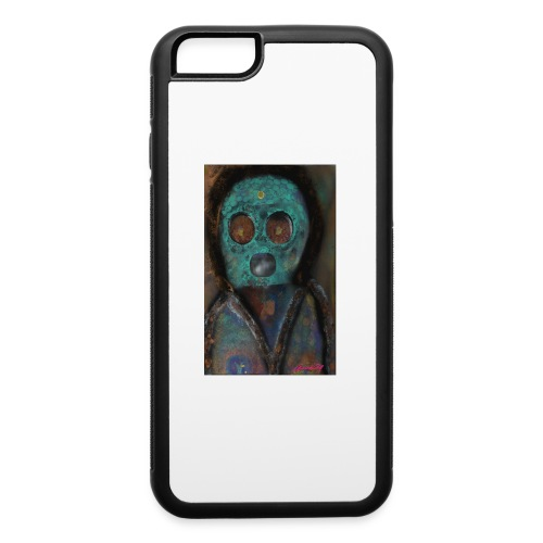 The galactic space monkey - iPhone 6/6s Rubber Case