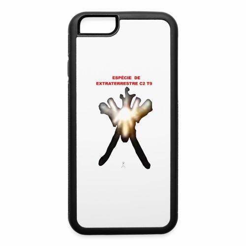 ESPE CIE DE EXTRATERRESTRE C2 T9 - iPhone 6/6s Rubber Case