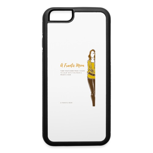 Proud Working Mom Gear - iPhone 6/6s Rubber Case