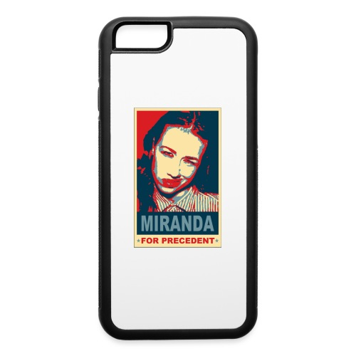 Miranda Sings Miranda For Precedent - iPhone 6/6s Rubber Case