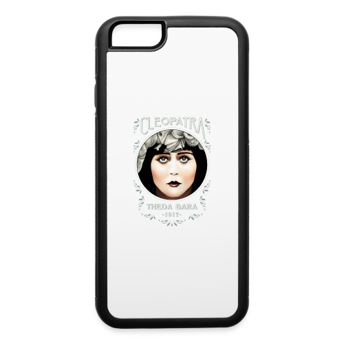 Theda Bara as Cleopatra (1917) - iPhone 6/6s Rubber Case