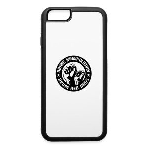 Drone Manipulation FISTS UP - iPhone 6/6s Rubber Case