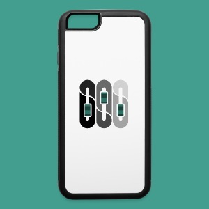 Silverman Sound Studios Logo - iPhone 6/6s Rubber Case