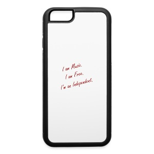 Independent Artist Gear - iPhone 6/6s Rubber Case