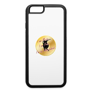 Indie Artist (Rapper/Hip Hop) - iPhone 6/6s Rubber Case