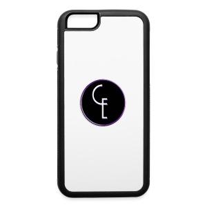 CE Logo - iPhone 6/6s Rubber Case