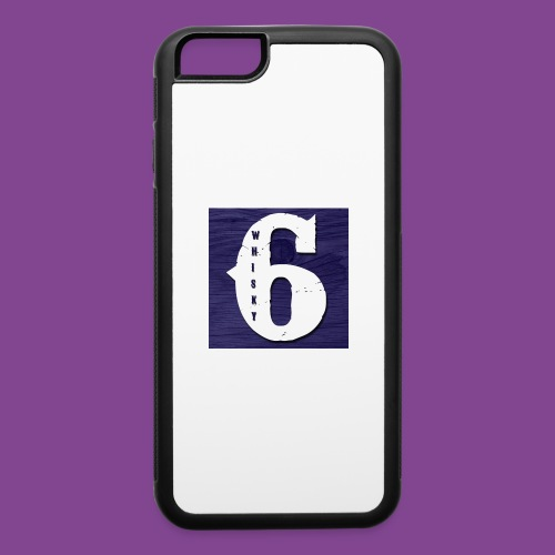 W6logo - iPhone 6/6s Rubber Case