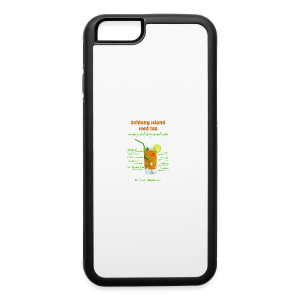 Schlong Island Iced Tea - iPhone 6/6s Rubber Case