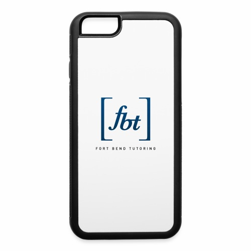 Fort Bend Tutoring Logo [fbt] - iPhone 6/6s Rubber Case