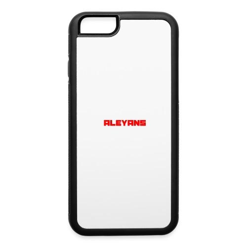 ALEYANS - iPhone 6/6s Rubber Case