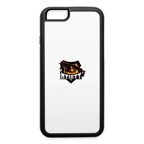 Myisty logo - iPhone 6/6s Rubber Case