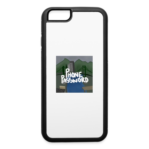 PhonePassw - iPhone 6/6s Rubber Case
