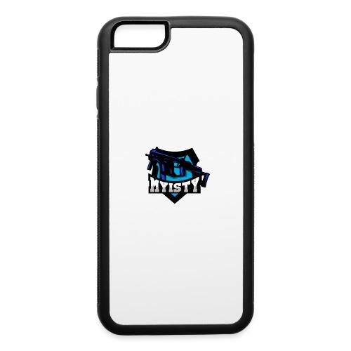 Myisty blue - iPhone 6/6s Rubber Case