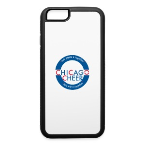 CHICAGO CHEER.com - iPhone 6/6s Rubber Case