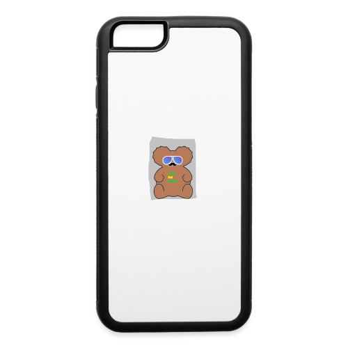 Aussie Dad Gaming Koala - iPhone 6/6s Rubber Case