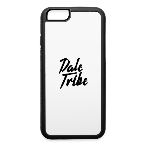 Dale Tribe Logo BLACK - iPhone 6/6s Rubber Case