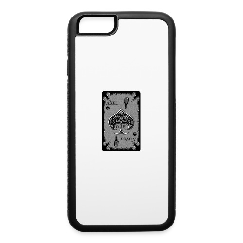 Axelofabyss Spade Card - iPhone 6/6s Rubber Case