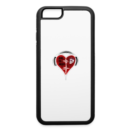Axelofabyss Music in your heart - iPhone 6/6s Rubber Case