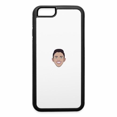 Cartoon Jake Head - iPhone 6/6s Rubber Case