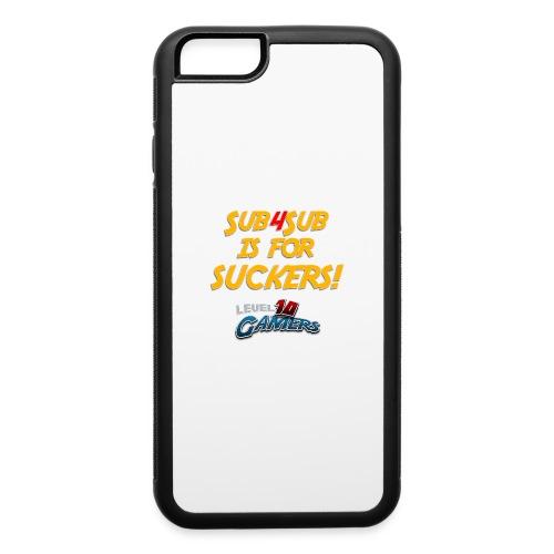 Anti Sub4Sub - iPhone 6/6s Rubber Case
