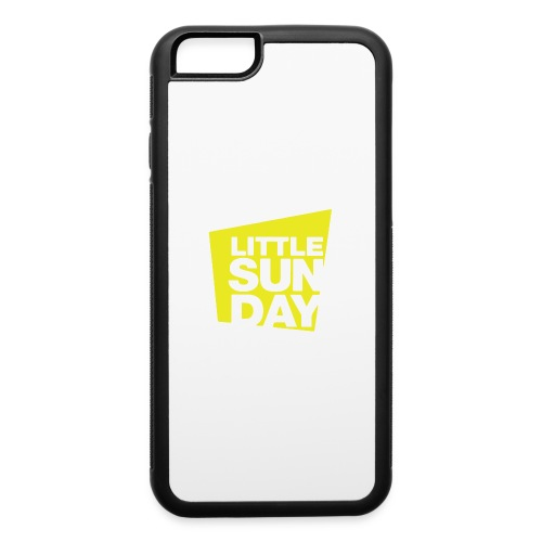 littleSUNDAY Official Logo - iPhone 6/6s Rubber Case