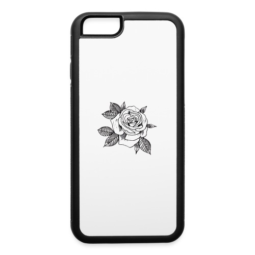 RUIN FLOWER TEE - iPhone 6/6s Rubber Case