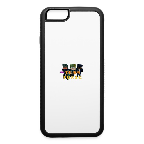 TeamToxic Merch Design 1 - iPhone 6/6s Rubber Case