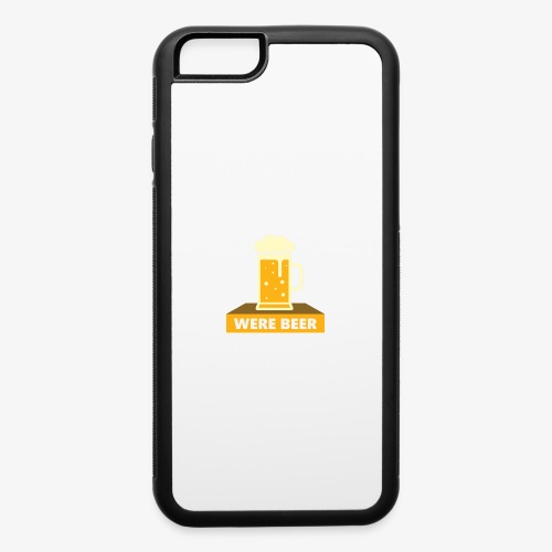 wish you were beer - iPhone 6/6s Rubber Case