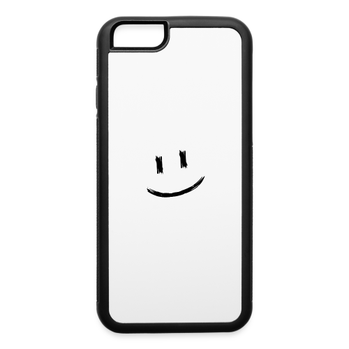 Fading Summer Smile Logo - iPhone 6/6s Rubber Case
