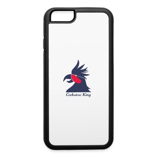 Cockatoo Logo - iPhone 6/6s Rubber Case