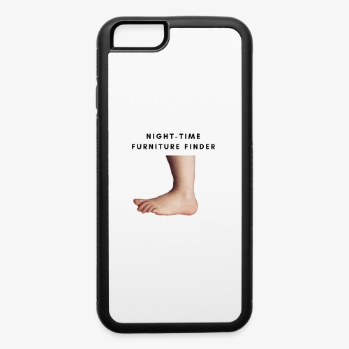 Night-Time Furniture Finder - iPhone 6/6s Rubber Case