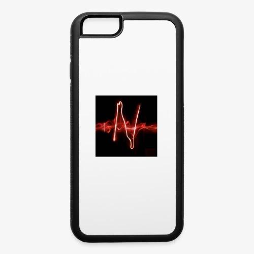 Nico logo 1400 - iPhone 6/6s Rubber Case