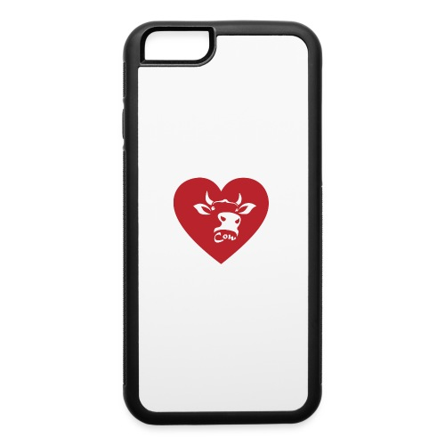 Cow Heart - iPhone 6/6s Rubber Case