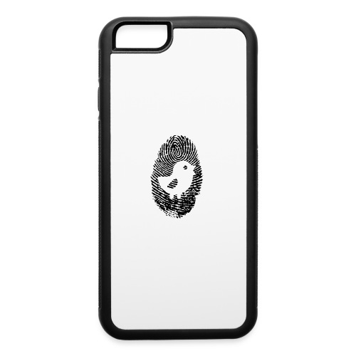 Chick Finger Print - iPhone 6/6s Rubber Case