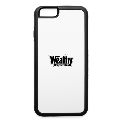DENALI VANDAL TEE - iPhone 6/6s Rubber Case