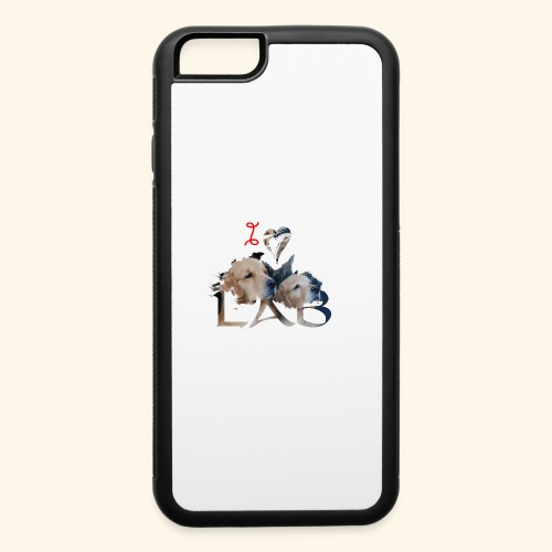 I love Lab - iPhone 6/6s Rubber Case