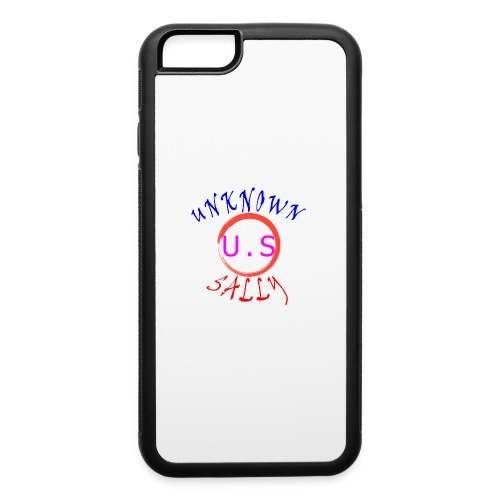 Initial Hoodie - iPhone 6/6s Rubber Case