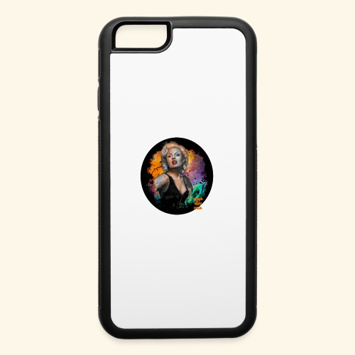 Marilyn Monroe - iPhone 6/6s Rubber Case