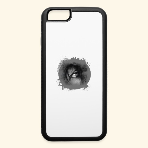Regard sur le monde - iPhone 6/6s Rubber Case