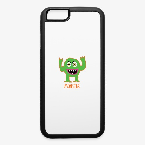 Monster - iPhone 6/6s Rubber Case