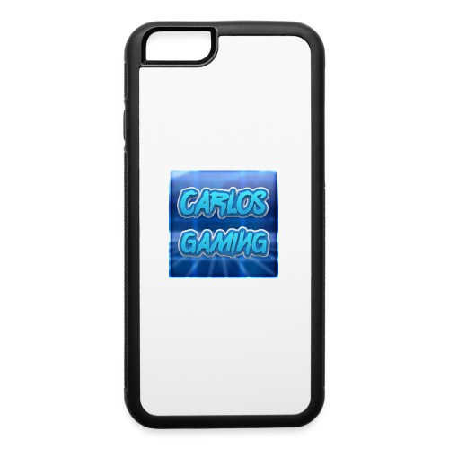 Carlos Gaming merchandise - iPhone 6/6s Rubber Case