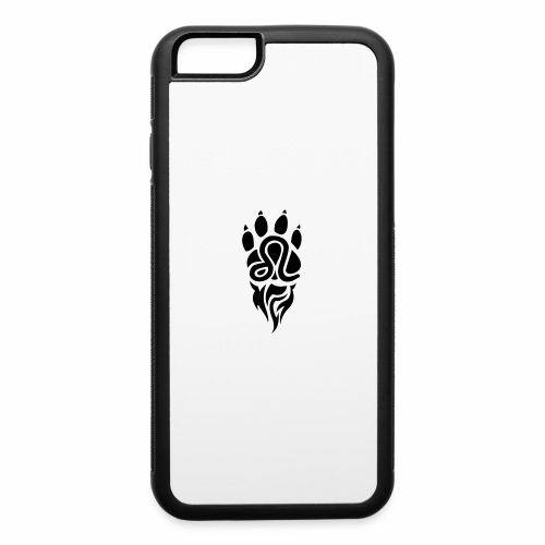 Black Leo Zodiac Sign - iPhone 6/6s Rubber Case