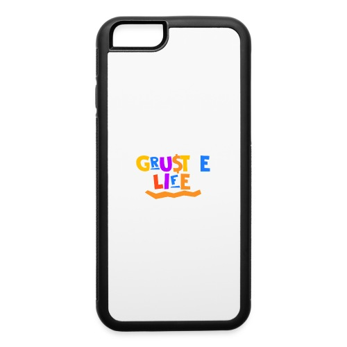 GRUSTLE LIFE MY BROTHER AND ME - iPhone 6/6s Rubber Case