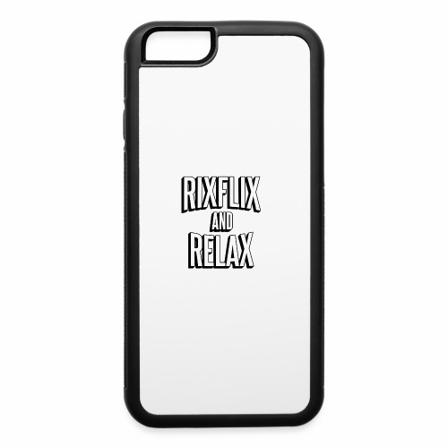 RixFlix and Relax - iPhone 6/6s Rubber Case