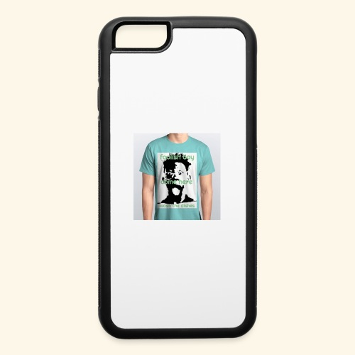 foolish boy come here - iPhone 6/6s Rubber Case