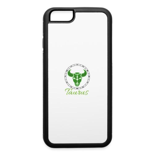 taurus - iPhone 6/6s Rubber Case